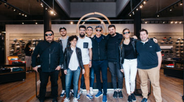 Dylan Raasch, el sneaker Zen Master en Argentina
