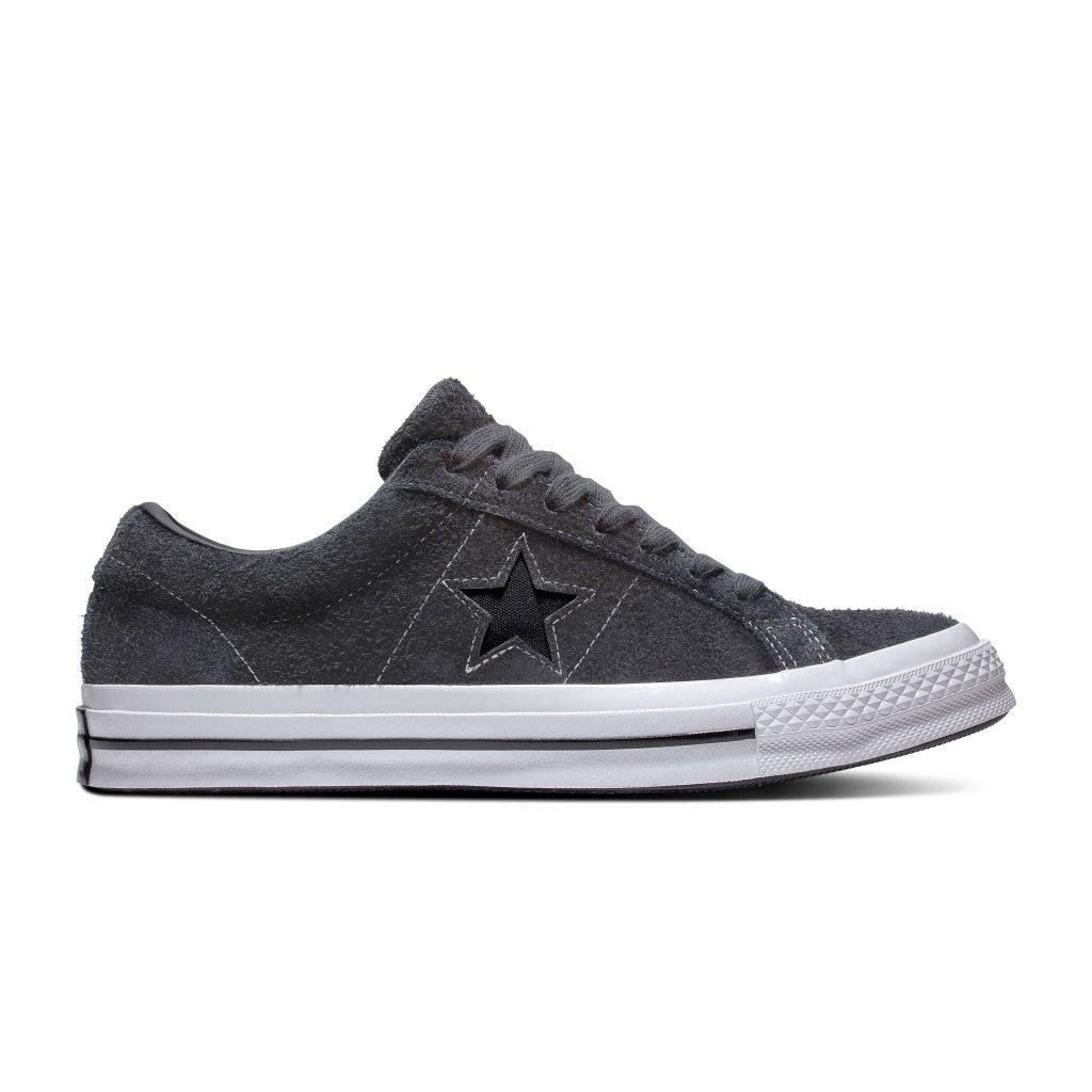 Converse One Star Dark Star Vintage Suede   SneakerHead