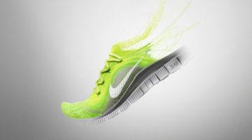 Gran novedad de Nike running, Nike Free Flyknit