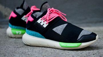 Adidas Y-3 presentó las Qasa High