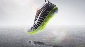 Una delicia de la evolución, Nike Free Hyperfeel