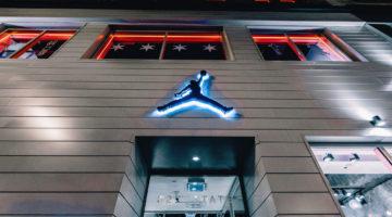Jordan abre su primer tienda exclusiva