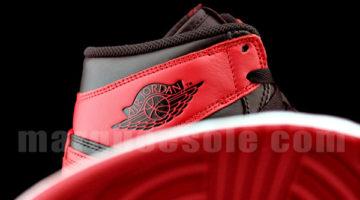 Nike Air Jordan 1 OG Black/Red