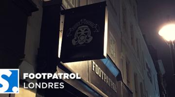 Conocé FOOTPATROL Londres