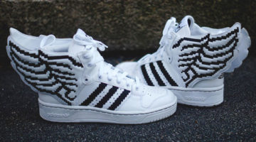 """Adidas x Jeremy Scott JS WINGS 2.0 """"Pixel"""""""