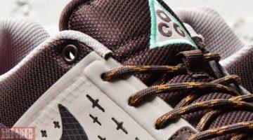 Nike ACG Air Alder Low -Classic Brown-