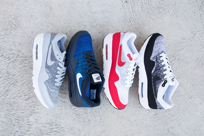 Nike Air Max 1 Ultra Flyknit Debut Collection 700×468