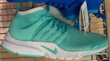 Rumores – Nike Flyknit Air Presto
