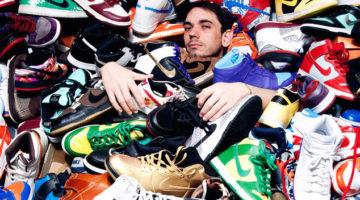 Ser sneakerhead en una ciudad chica