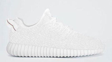 "Adidas Originals Yeezy Boost 350 ""White"""