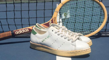 Stan Smith, zapatillas con nombre y vida propia