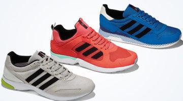 "Adidas Originals ""RUN THRU TIME"" '90S Pack"