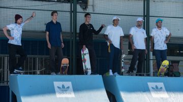 Así se vivió el Skate Copa Court Buenos Aires 2017