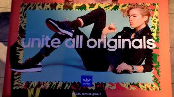 Evento Adidas Unite All Originals en Tienda Fitzrovia