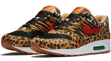 "Confirmadas! Nike Air Max 1 Atmos ""Animal Pack 2.0"" para el #AirMaxDay"