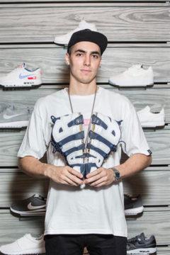 ALe! PLUZ - Sneakerhead - Diario La Nación