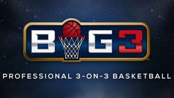BIG3, basket 3x3 profesional