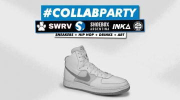 "#CollabParty ""Party Force"""