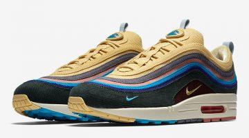 "Sorteo Nike Air Max 97/1 ""Sean Wotherspoon"""