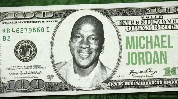 Cuánto dinero gana Michael Jordan con sus zapatillas?