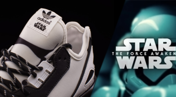 "STAR WARS X ADIDAS ""THE FORCE AWAKENS"" PACK"
