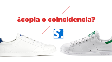 H&M copia las AF1 y las Stan Smith