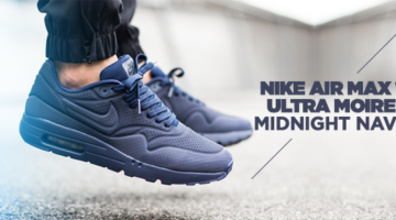NIKE AIR MAX 1 ULTRA MOIRE (MIDNIGHT NAVY)