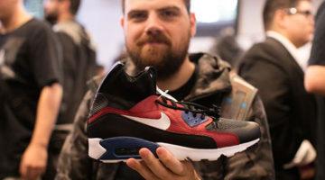 Air Max Day y reapertura del Nike en Palermo Soho