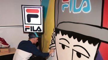Fila & Umbro presentaron su Colección SS19