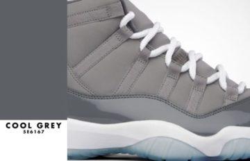 Cool Grey - Air Jordan XI