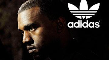 Kanye West firma con Adidas
