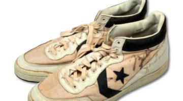 200 mil dólares por unas zapatillas que usó Michael Jordan