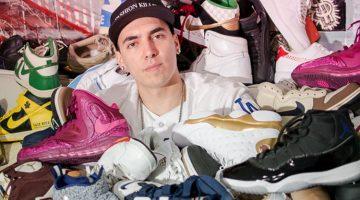 Entrevista sobre zapatillas con ALe! PLUZ en Radio Provincia