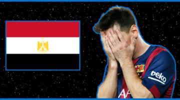 Lionel Messi dona botines en Egipto y es criticado por toda Asia