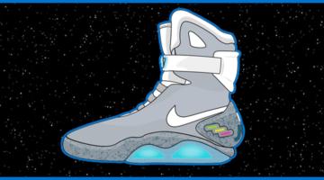 ¿Nuevas Nike Air Mag?