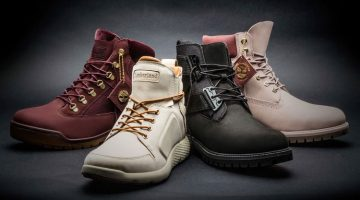 Nas x Timberland x Foot Locker = Legends Club Collection