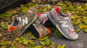New Balance 576 – camo –