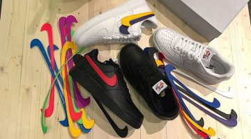"Air Force 1 '07 ""Swoosh Pack"" en Argentina"