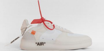 Nike Air Force One Low - Virgil Abloh - The Ten