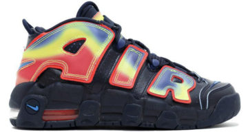 "Nike Air More Uptempo ""Heat Map"""