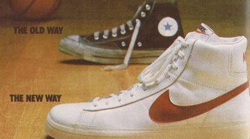Nike Blazer: la historia atrás de un hito en la Cultura Sneakerhead