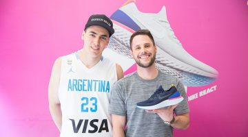De fiesta en la #HouseOfGo con Jesse Olsen, cerebro detrás de las Nike Epic React