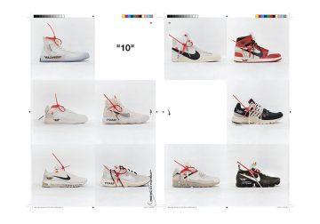 Textbook - Nike x Virgil Abloh x Off White x The Ten