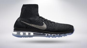 Como serían algunos modelos Nike con tecnología MAX