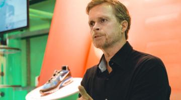 Nike experimenta con el flyknit y las impresoras 3D