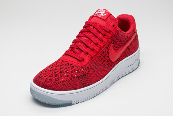 new style 7e1e0 7b804 ... best red nike flyknit ultra air force 1 low 02o343zp f9474 29b85