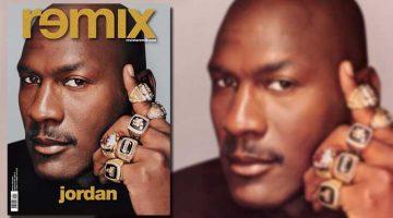 Revista Remix - Especial Jordan Argentina