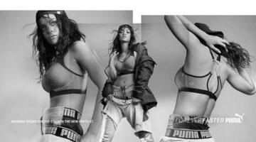 Rihanna x Puma x Forever Bolder