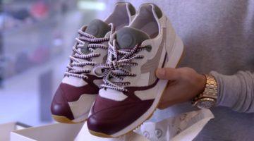 El auge de las zapatillas deportivas