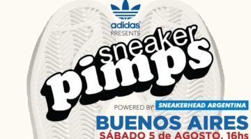Sneaker Pimps en Argentina